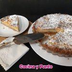 Tarta de Peras con Almendras