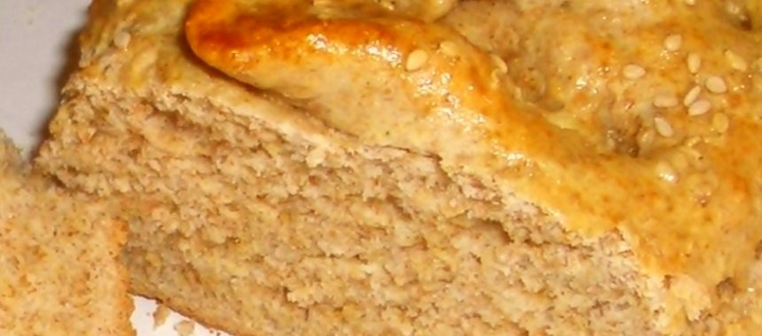 Pan Rápido de Yogur