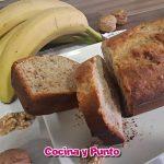 Pan de Plátano-Banana Bread
