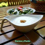 Aderezo de Queso Roquefort y Yogur