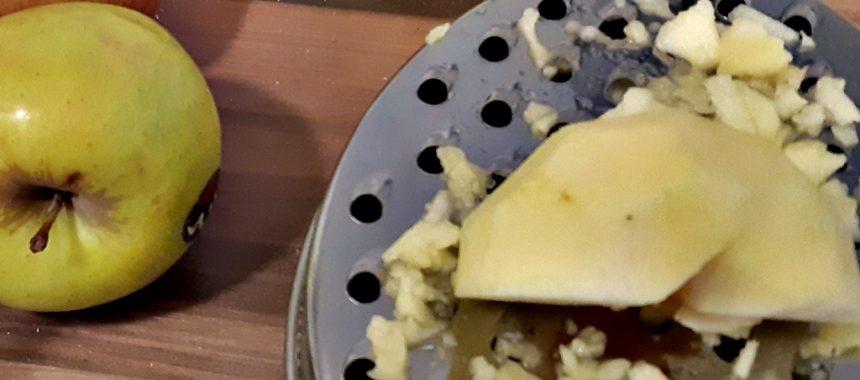 Pan de Manzana para Desayunar