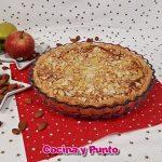 Tarta Normanda - Manzana y Almendra