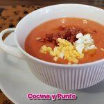 Salmorejo Cordobés (receta tradicional)
